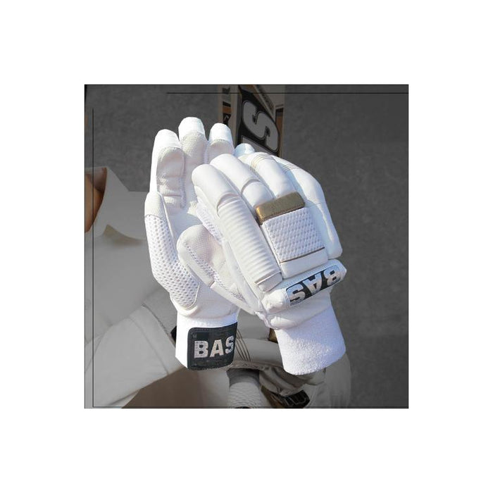 Bas Batting Gloves Player 900 Adults Right Handed - Sports Grade