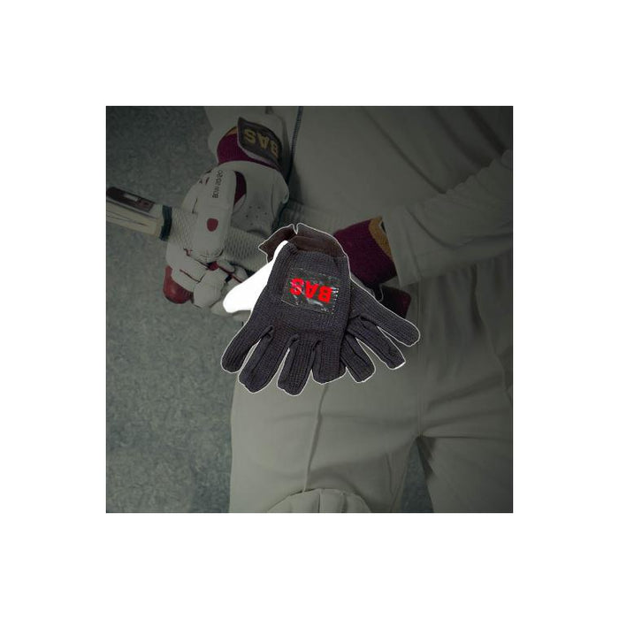 Bas Wicket Keeping Inners Cotton Padded - Sports Grade