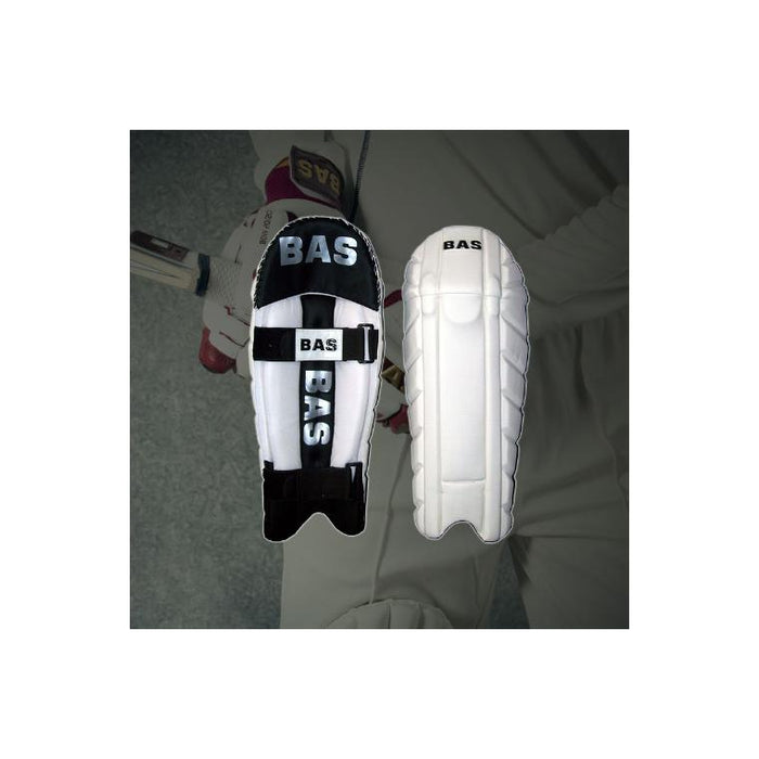 Bas Wicket Keeping Legguards Players Edition Adults - Sports Grade