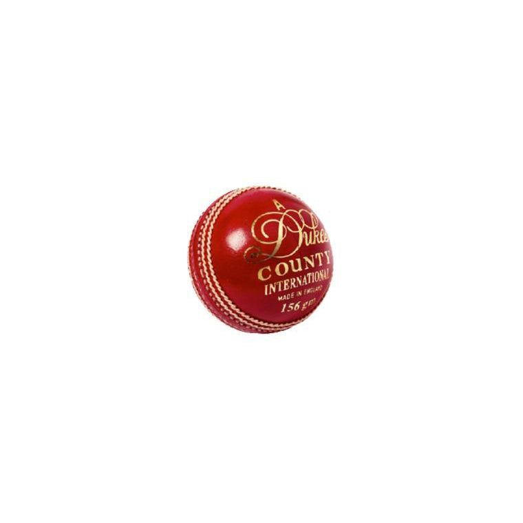 Dukes Ball County International Cv Red - Sports Grade