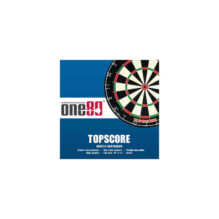 One80 Dartboard Topscore - Sports Grade