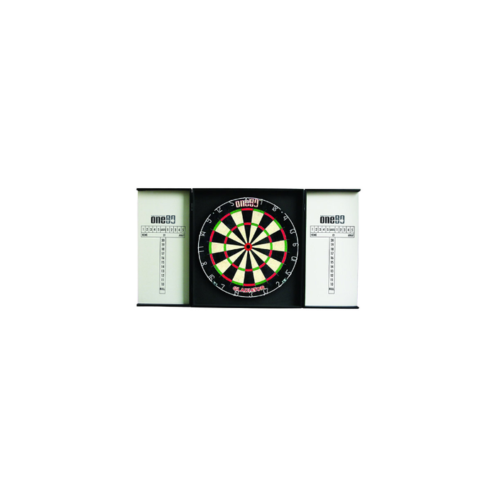 One80 Alluminium Dartboard Cabinet - Sports Grade
