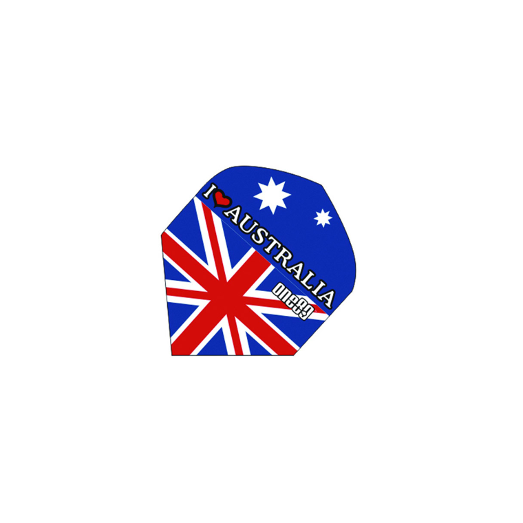 One80 Flights Aussie Flag - Standard - Sports Grade