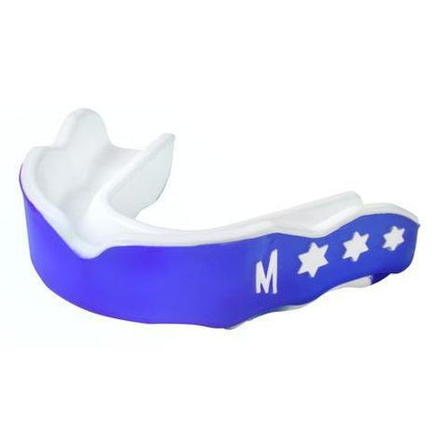 Madison Mission Mouthguard - Blue Rugby League NRL - Sports Grade