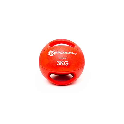 Ringmaster Double Grip Medicine Ball - Sports Grade