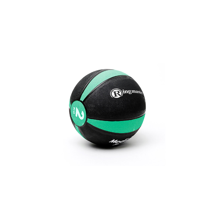 Ringmaster Two Tone Medicine Ball - Sports Grade