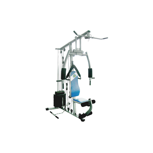 Ringmaster Home Gym With 70kg Plastic Weights - Sports Grade