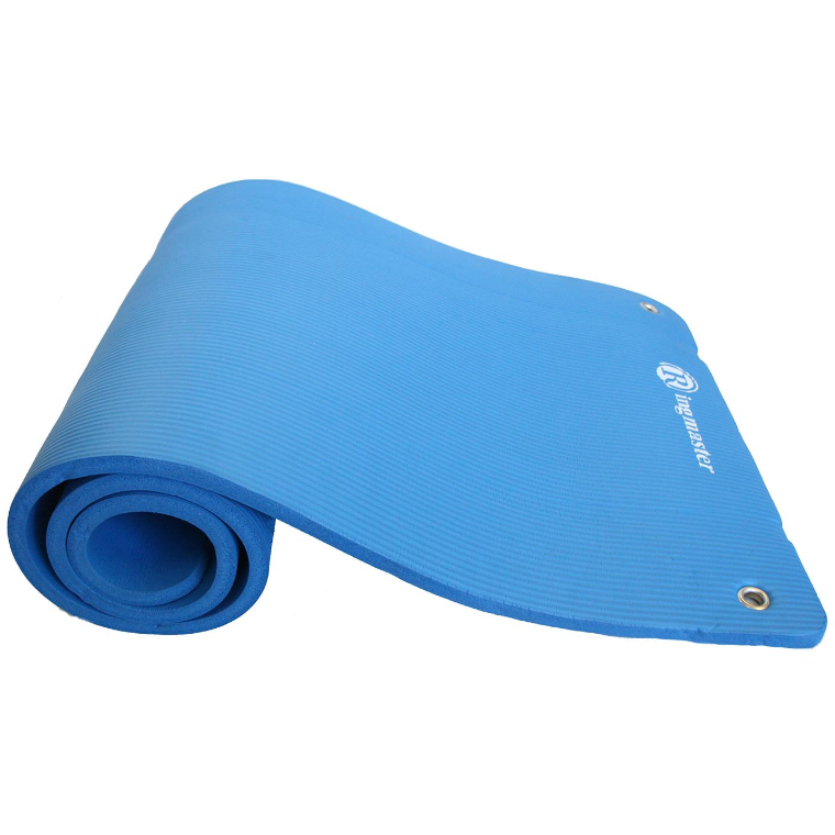 Ringmaster Pilates Mat Blue - Sports Grade