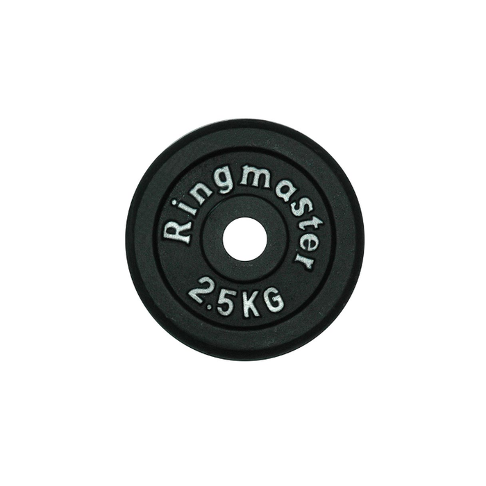 Ringmaster Weight Plates - 25mm Hole - Sports Grade