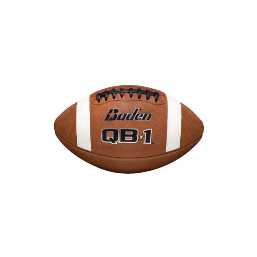Baden American Football QB1 Buckskin Leather NFHS - Sports Grade