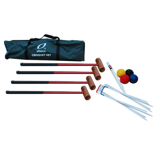 Alliance Deluxe Croquet Set - Sports Grade