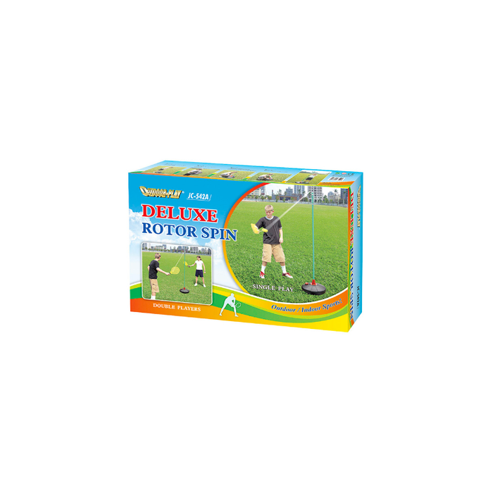 Outdoor Play Rotor Spin Tennis Deluxe - Sports Grade