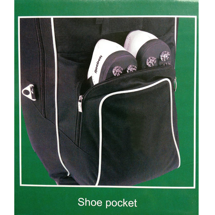 Golf Bag Travel Cover On Wheels - Sports Grade