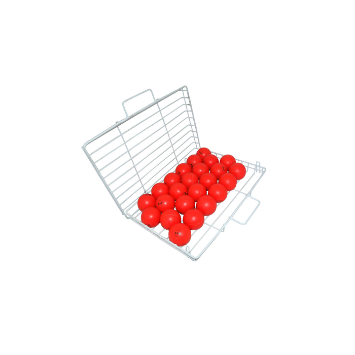 Alliance Hockey Ball Cage - Holds 24 - Sports Grade