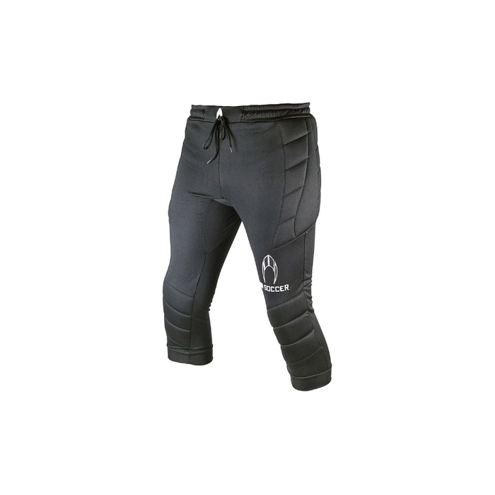 Ho Logo Goalkeeper 3/4 Length Trousers - Black - Sports Grade