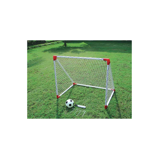 Outdoor Play Backyard Soccer Set - Sports Grade