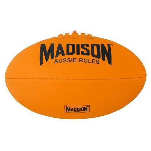 Madison Australian Rules Football - Orange - Sports Grade