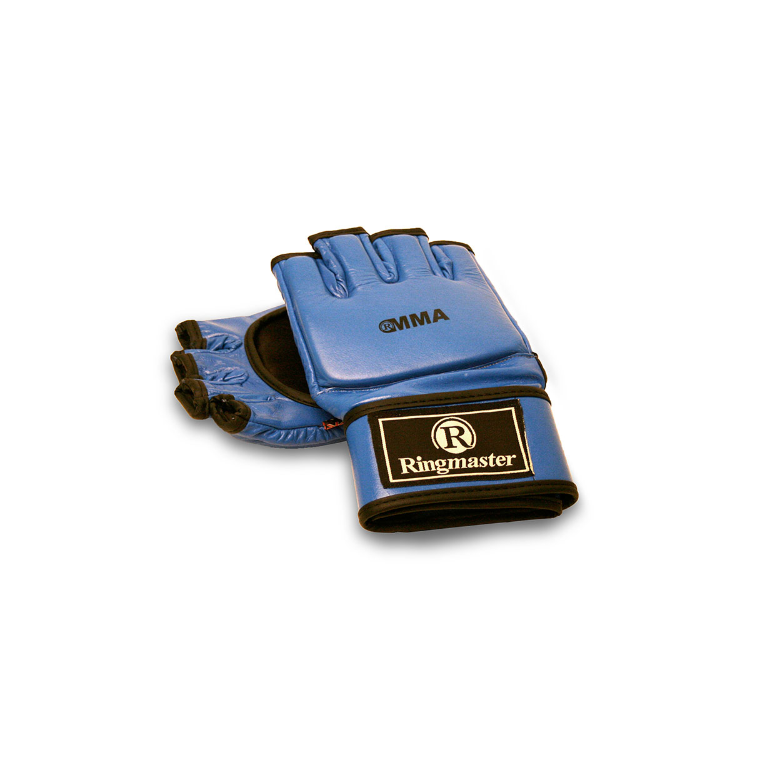 Ringmaster Mma Leather Grappling Glove - Sports Grade