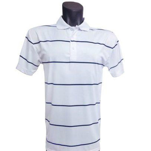 Onyx Mens Golf Shirt – Byron White – Large - Sports Grade