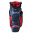Onyx Spyder Cart Bag – Navy-Red-White - Sports Grade