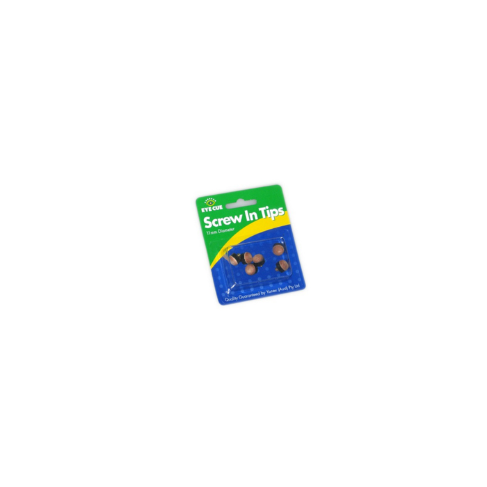 Screw In Tips Blister Pack - Sports Grade