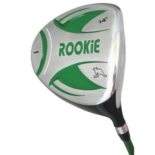 Rookie Kids Driver | Green 7 to 10 years RH - Sports Grade