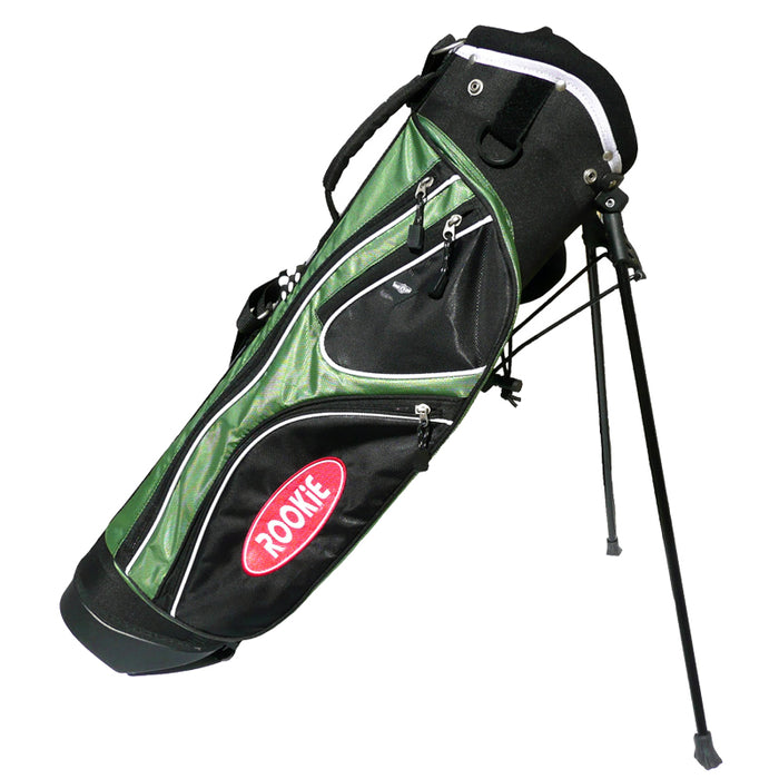 Rookie Junior Golf Bag – Green - Sports Grade