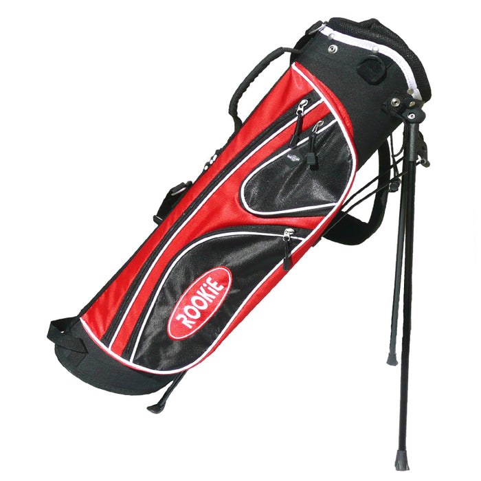 Rookie Junior Golf Bag – Red - Sports Grade