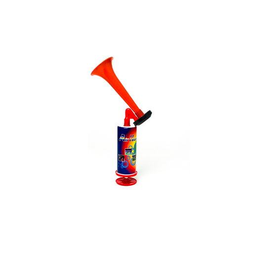 Ringmaster Pump Action Air Horn Set - Sports Grade
