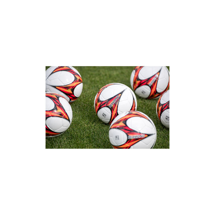 Diamond Fifa Pro Quality Edge Football - Size 5 - Sports Grade