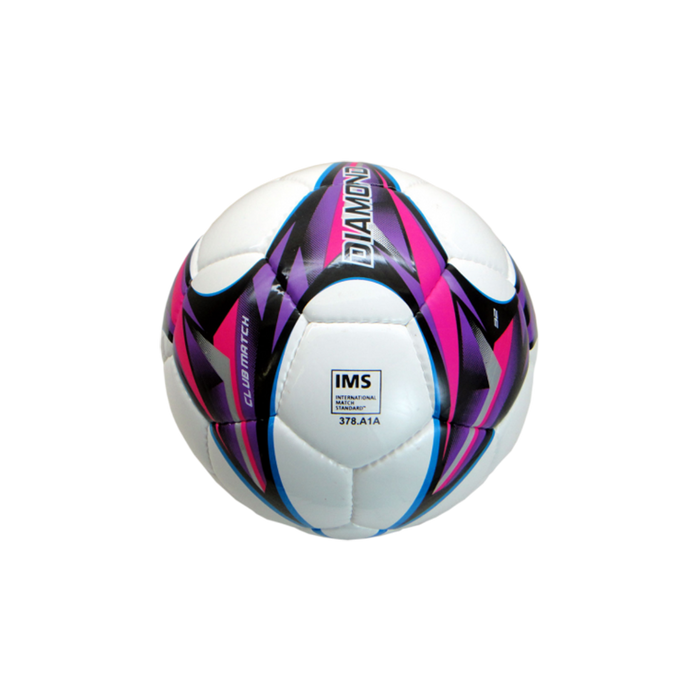 Diamond Fifa Ims Club Match Football- Size 5 - Sports Grade
