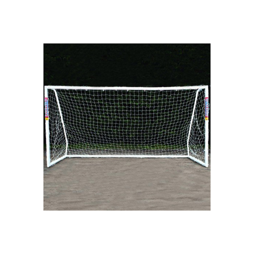 Diamond Goal Net 16' X 7' White - Sports Grade