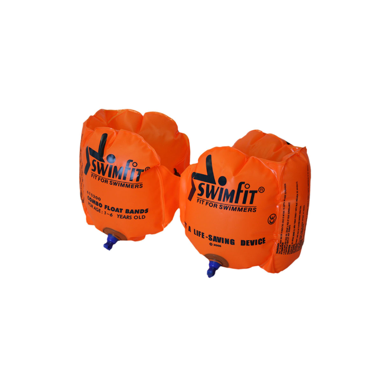Swimfit Combo Float Band 1-6 Years - Sports Grade