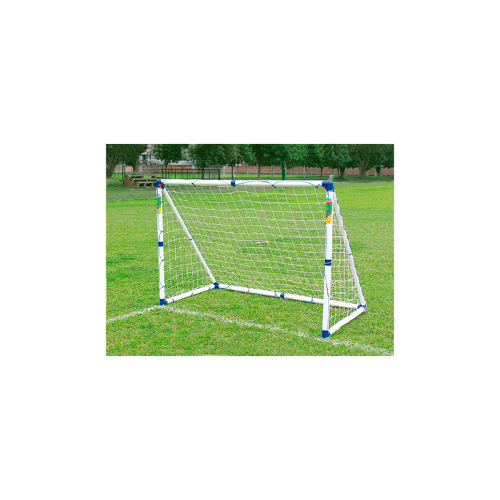 Outdoor Play Soccer Goal - New Structure - Sports Grade