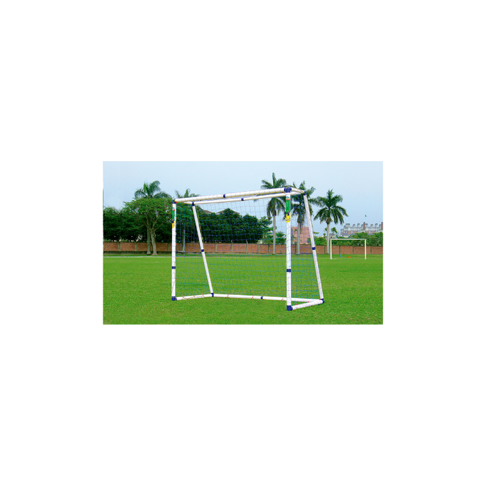 Outdoor Play Soccer Goal Pro Deluxe - Sports Grade