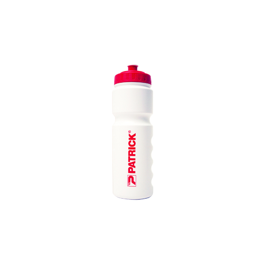 Patrick Water Bottle White - Sports Grade