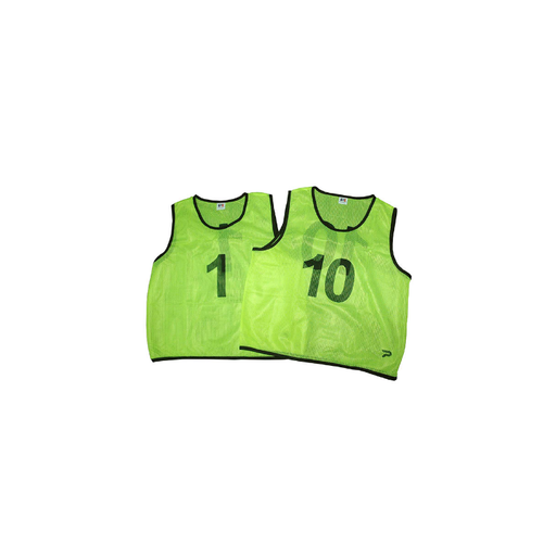 Patrick Numbered 1-10 Training Singlet Set - Sports Grade