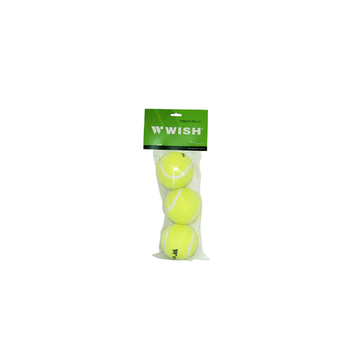Wish Tennis Balls Club One - Sports Grade