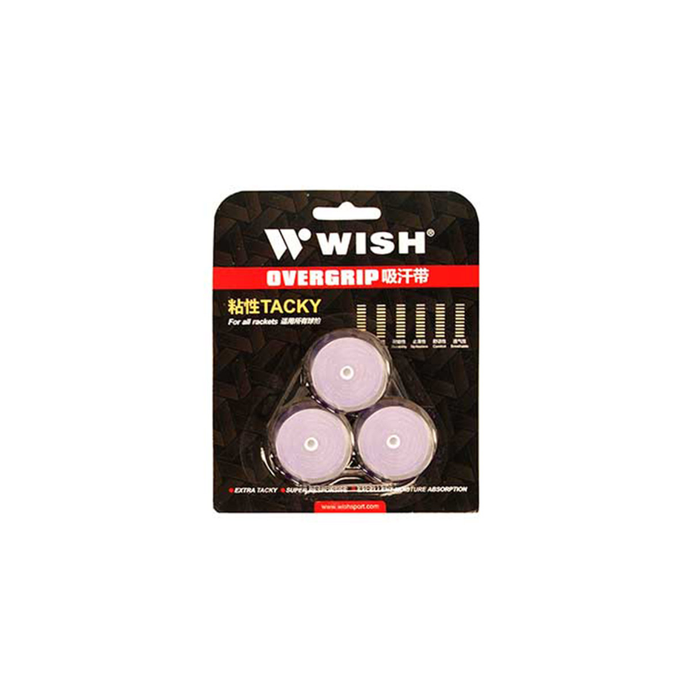 Wish Tennis Overgrip 101 - Sports Grade