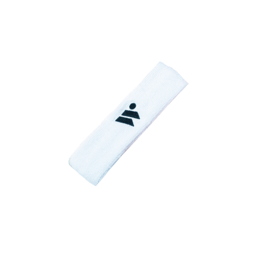 Wish Tennis Head Band 100 - White - Sports Grade