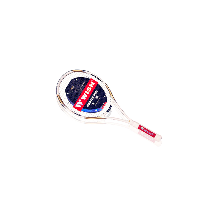 Wish Tennis Racket Masterpro 850 L3 - Sports Grade