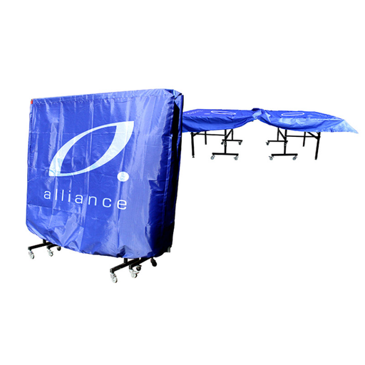 Alliance Table Tennis Table Cover - 2 Piece Table - Sports Grade