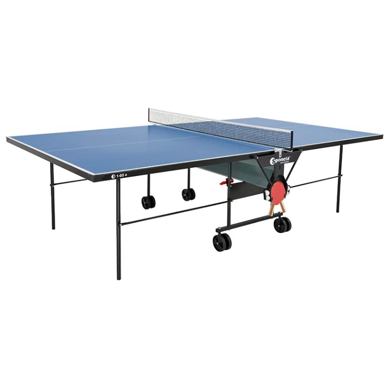 Sponeta Outdoor 105 Table Tennis Table - Sports Grade