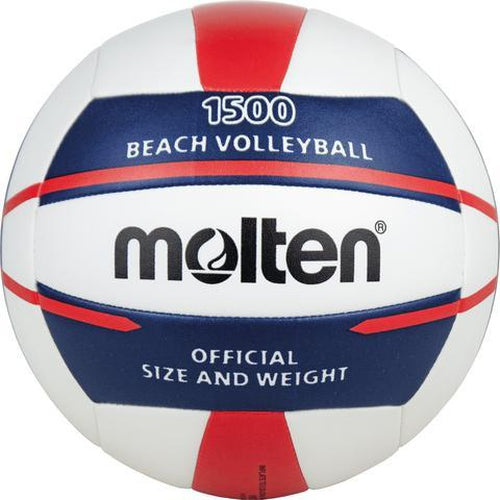 Molten - 1500 Series Beach Volleyball - Sports Grade