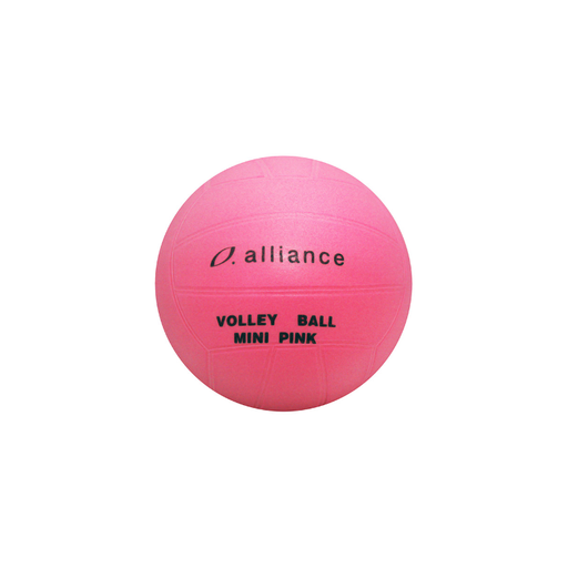 Alliance Mini Pink Pvc Volleyball - Sports Grade