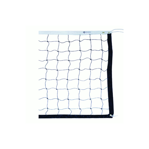 Ringmaster Super Match Nylon Volleyball Net - Sports Grade