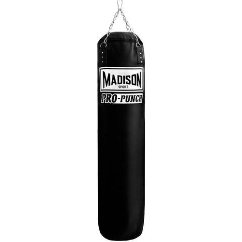 Madison Pro Punch Bag - 4ft Boxing - Sports Grade