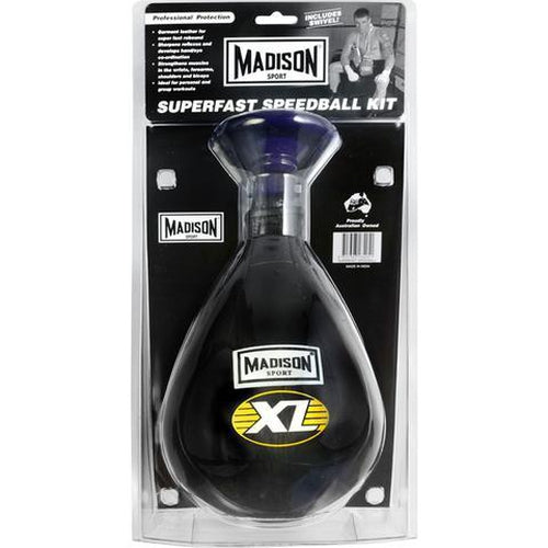 Madison XL Speedball Kit Boxing - Sports Grade