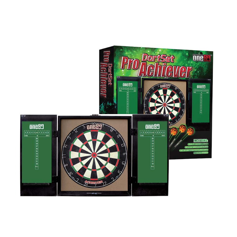 One80 Dart Set Pro Achiever - Sports Grade