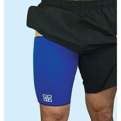 Madison Thigh/Hamstring Heat Therapy - Blue - Sports Grade
